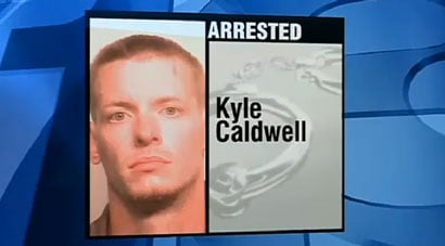 Kyle Caldwell (Photo credit: ABC 13, Toledo)