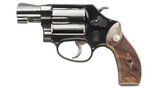 S&W Model 36.