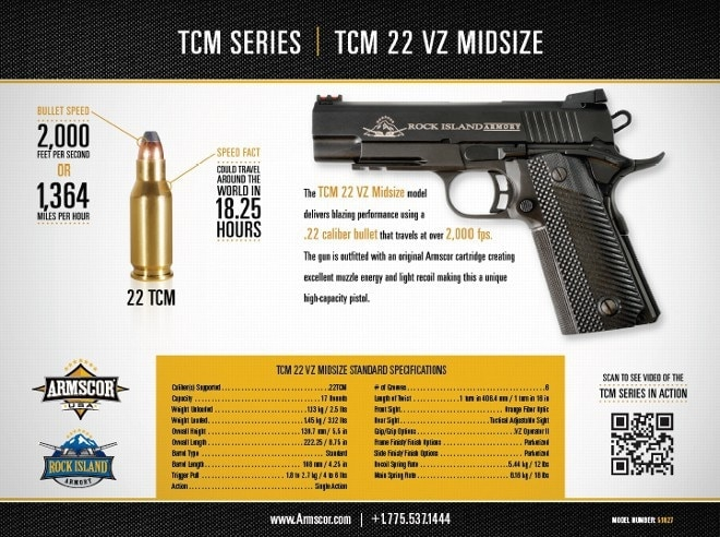 TCM 22 VZ Midsize