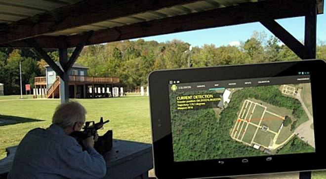Vanderbuilt Gunshot Detector App