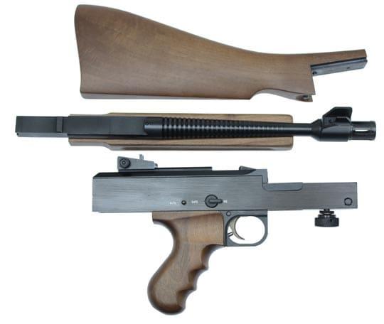 AM180 gun