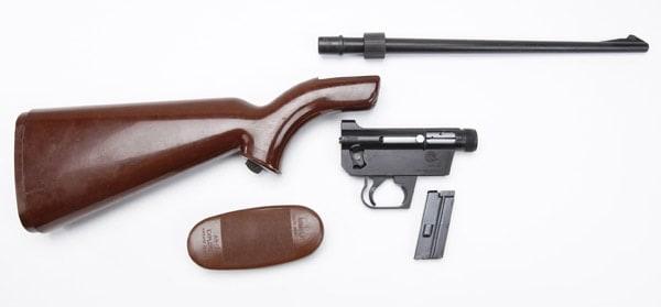 AR7 in five easy pieces