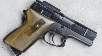 The ASP 9: The coolest gun you never heard of
