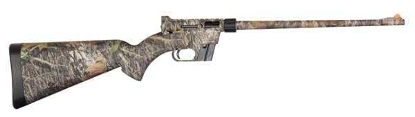 Henry US Survival rifle or and AR7 in camo