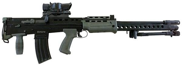 BAE L86A2