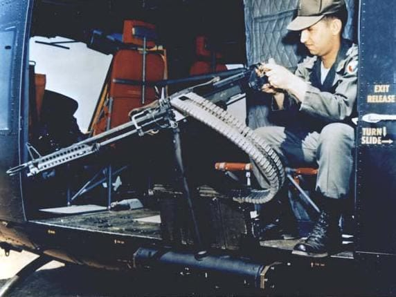 M60 door mounted