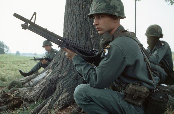 M60 in the field