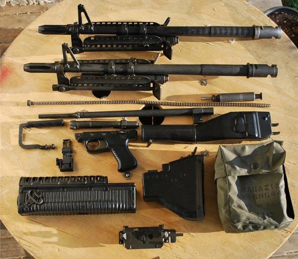M60 parts kit.