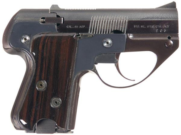 Original Semmerling Corp gun