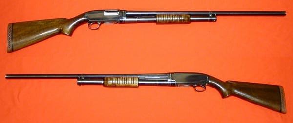 Winchester Model 12 in 16 gauge, made in 1959