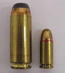 50 AE vs. 32 ACP.