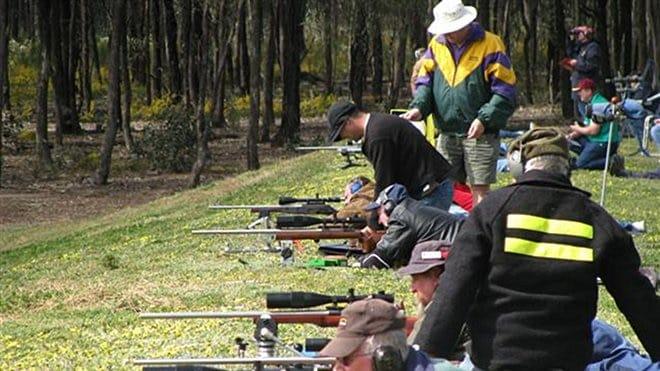 Australian shooters