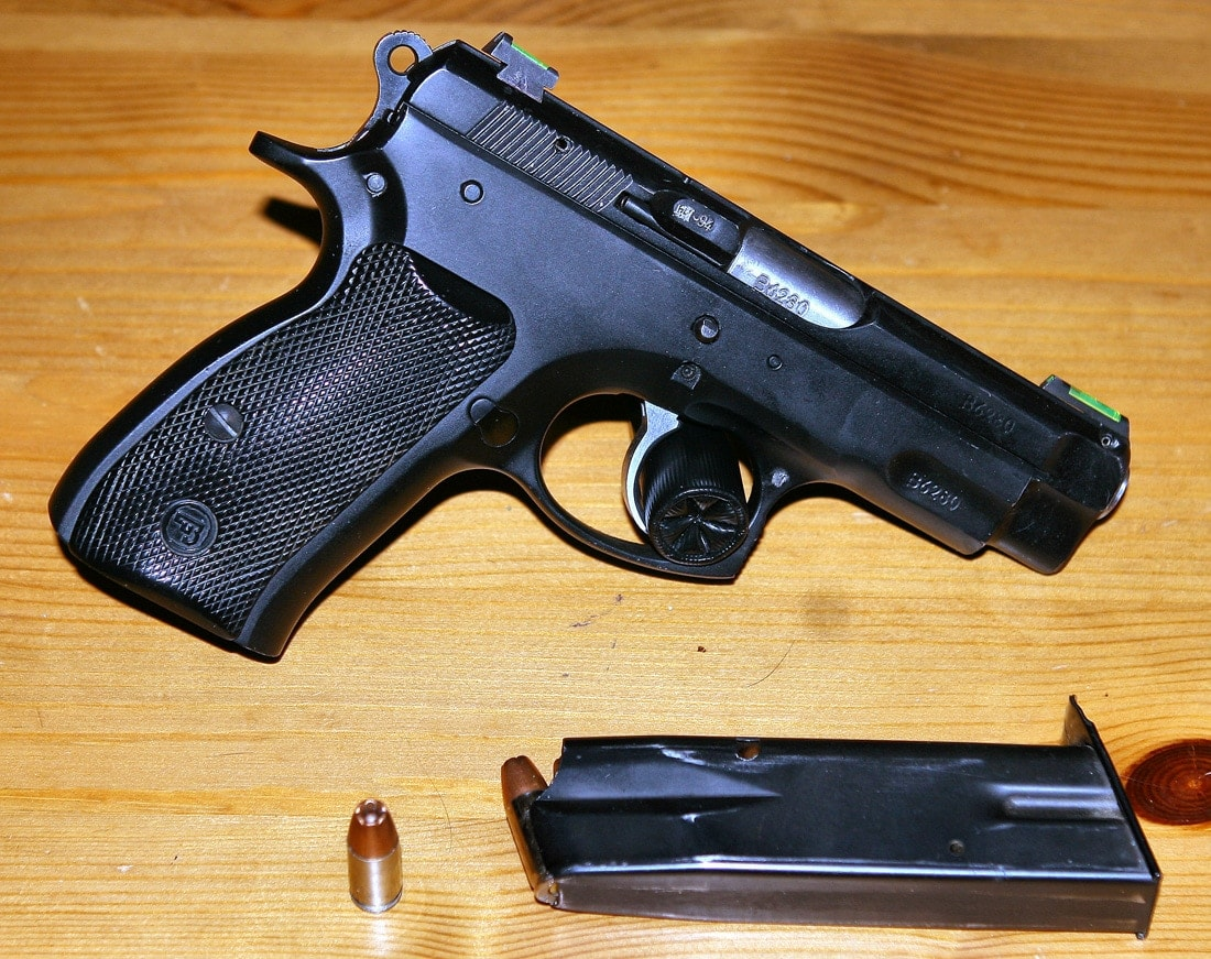 The CZ-75 pistol: The best thing that ever came out of the Warsaw Pact