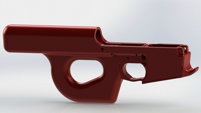 Charon Family - Buffered Pistol Receiver