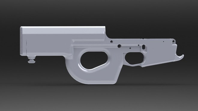 Charon Family - Carbine, Adjustable Stock, Collapsed