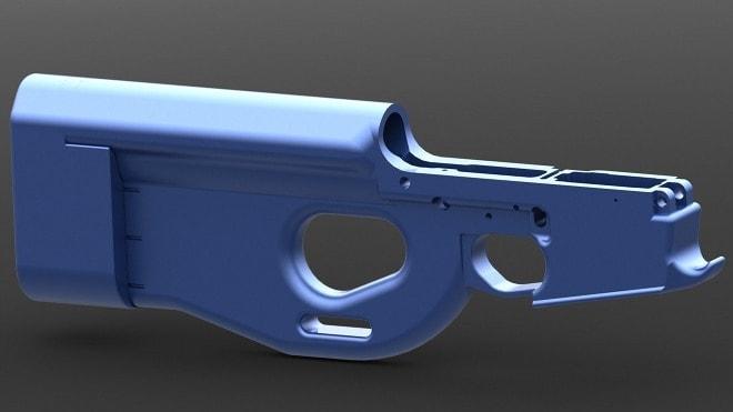 Charon Family - Charon Rifle