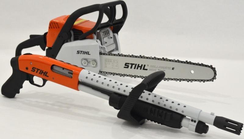 mossberg chainsaw
