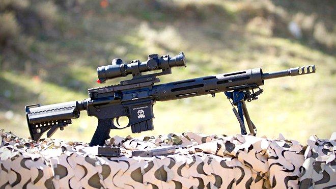EP Lowers full rifle
