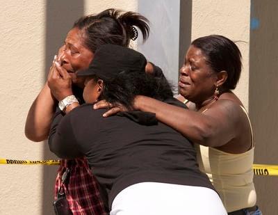 OAKLAND SHOOTING HOMICIDE