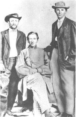 Rare photo of Jesse James