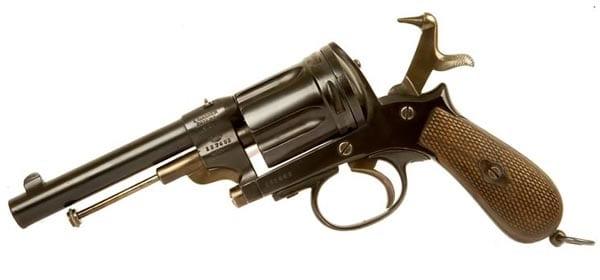 Gasser revolver
