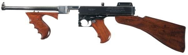 Thompson subgun