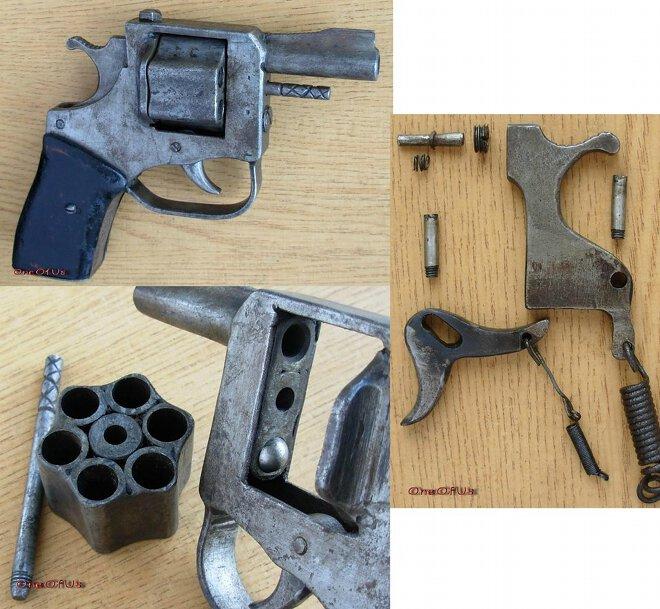 More WTF Weapons: Homemade guns (29 PHOTOS)
