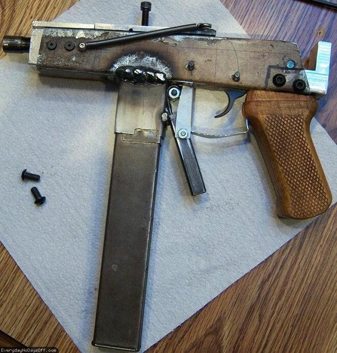 More Wtf Weapons Homemade Guns 29 Photos