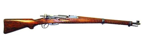 K31 rifle