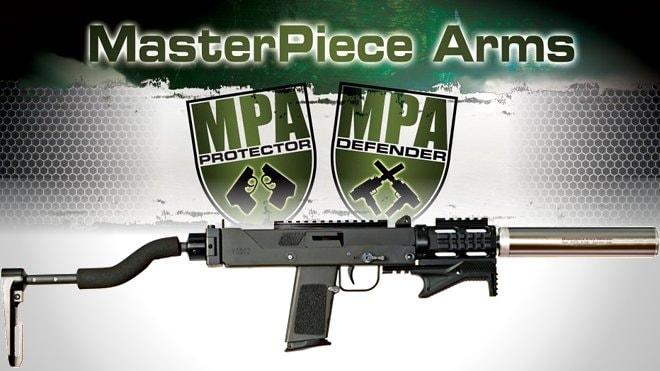 MPA Side Folder Assembly Kit with Stock 1
