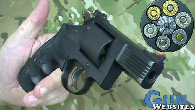 The Medusa M 47 Multi Caliber Revolver Video Guns Com