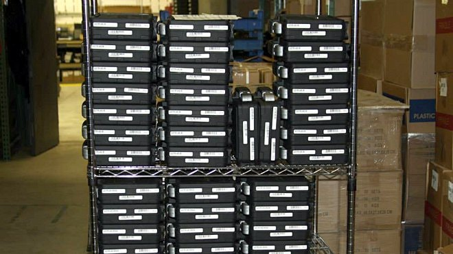 P227s ready to ship