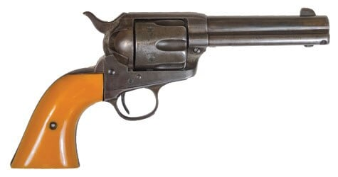 rooster shooter revolver