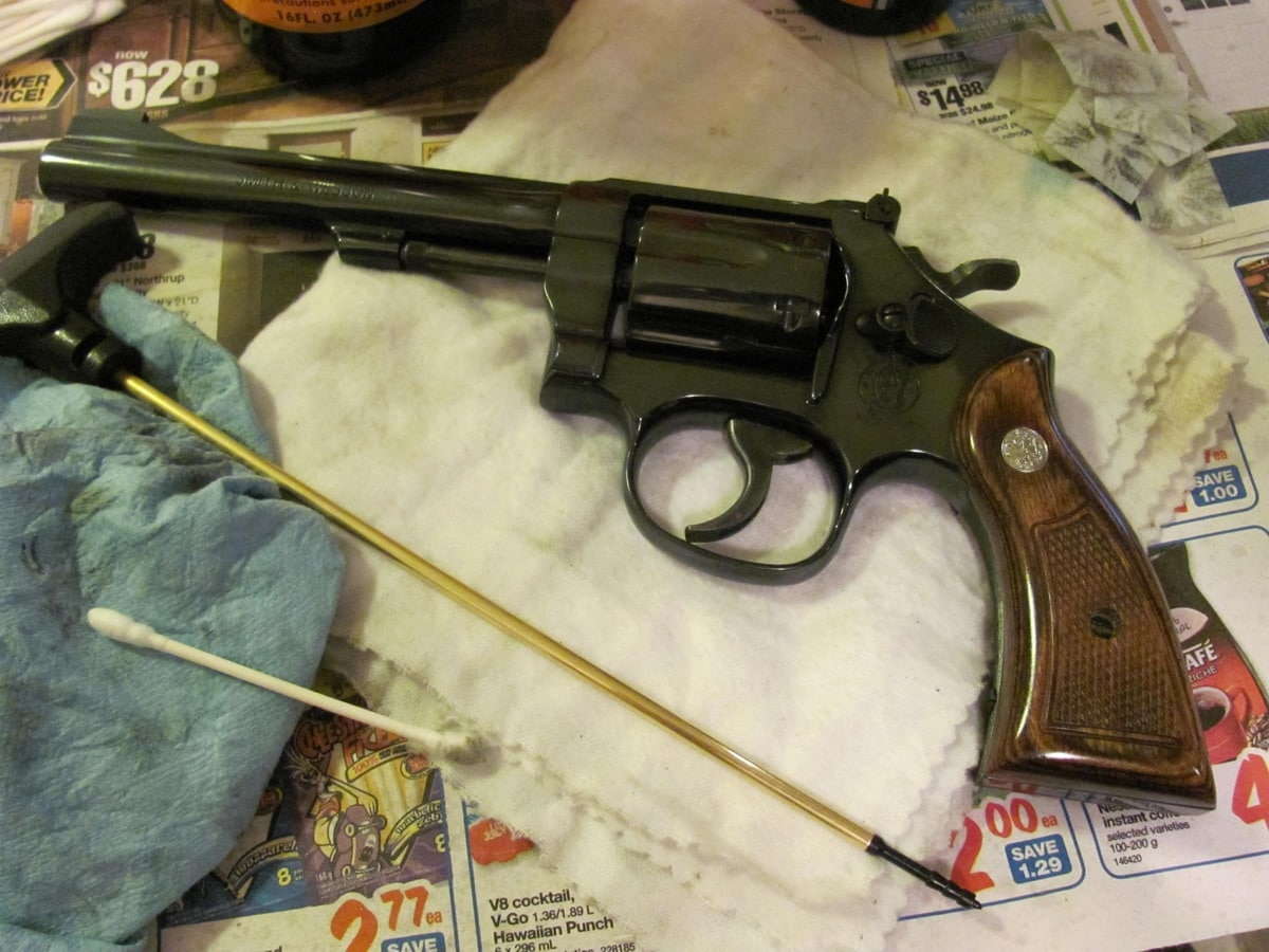 The Smith & Wesson Model 17: Justifies paying 900 bucks for
