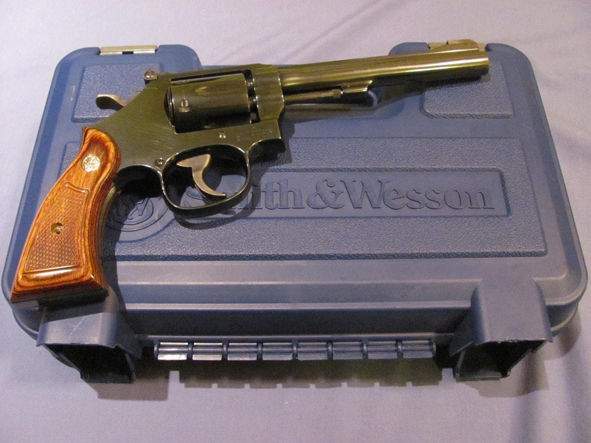 The Smith & Wesson Model 17: Justifies paying 900 bucks for a  22