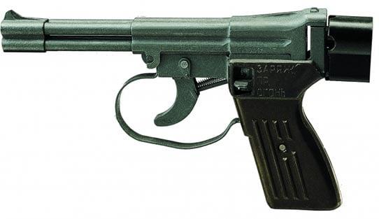 SPP-1 underwater pistol