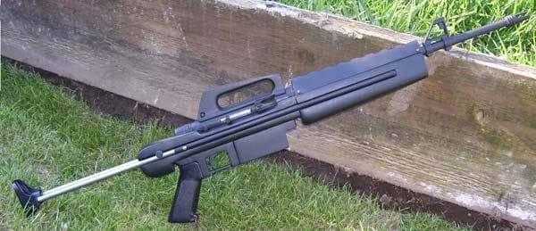 The Armscor 1600.