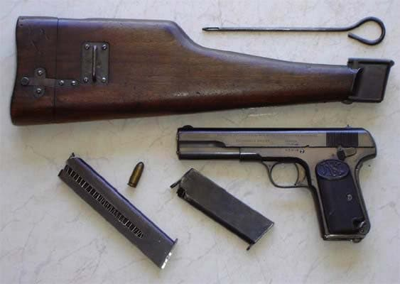 Browning military model FN 1903