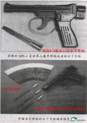 Chinese knock-off SPP-1 pistol.