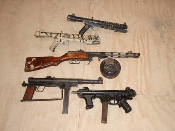 Beretta M12 compared