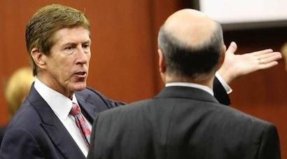 George Zimmerman's attorney Mark O'Mara