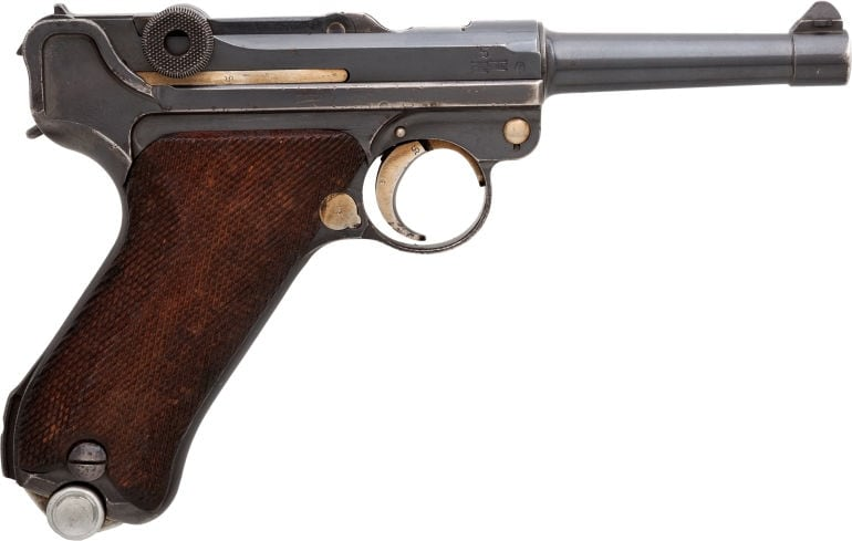German Mauser Luger