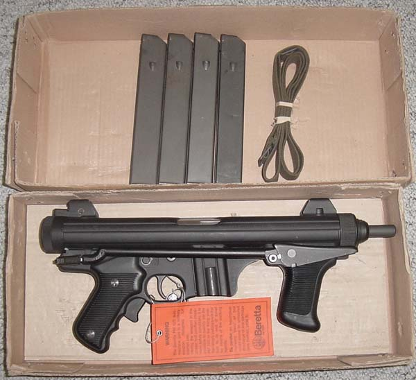 Beretta M12 that found it's way onto the US market.