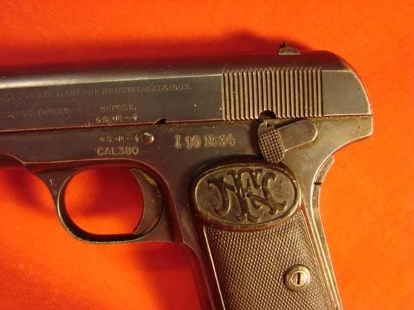 Many imported FN 1903s have been converted to .380