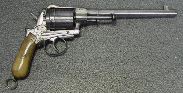 Montenegrin 11mm Gasser