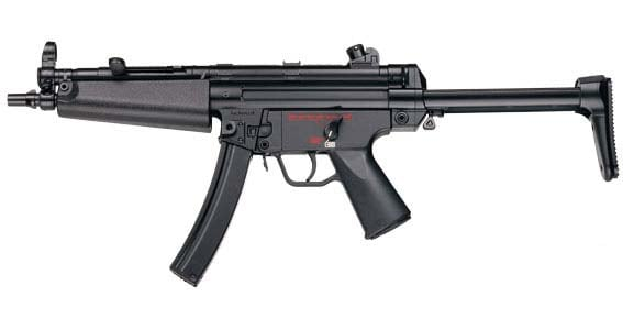 The Heckler & Koch MP5