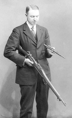 Mr. Pedersen, device Springfield 1903