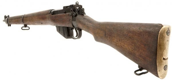 Lee Enfield No4 MK1 rifle