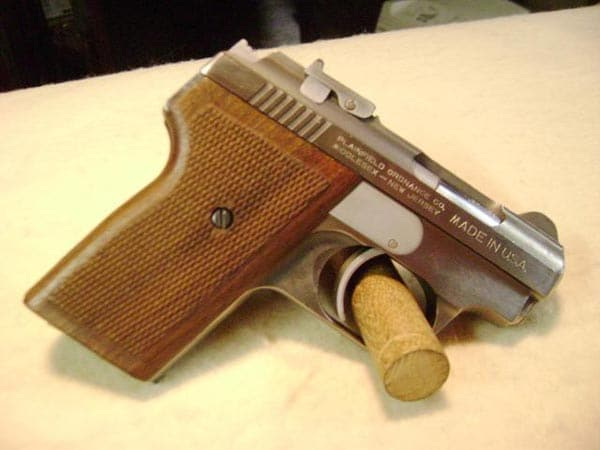 Plainfield pistol
