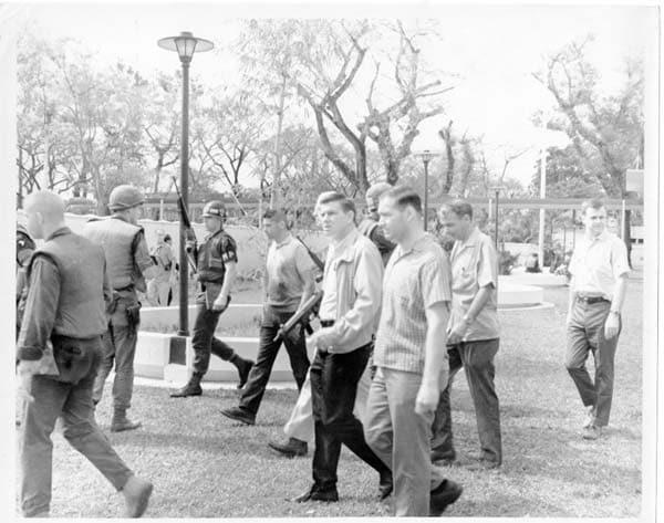 Beretta M12 in Saigon 1968